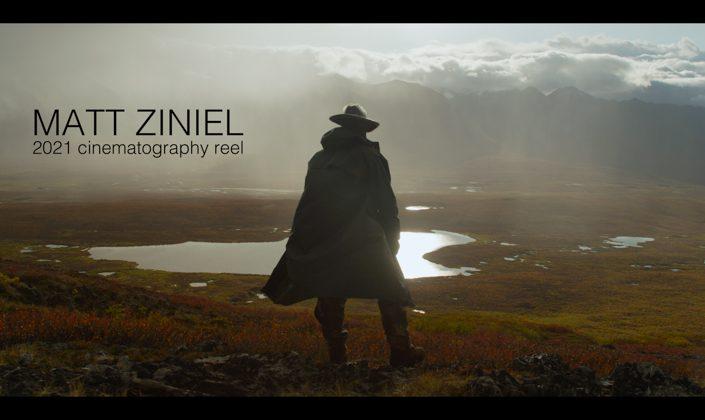 Cinematography Reel 2021